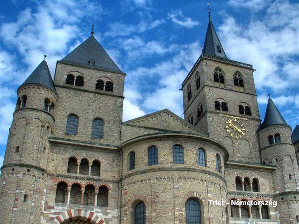 Trier - Németország