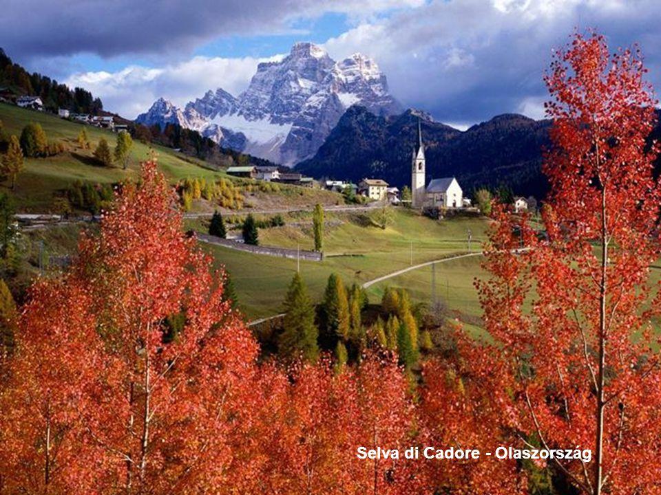Selva di Cadore - Olaszország
