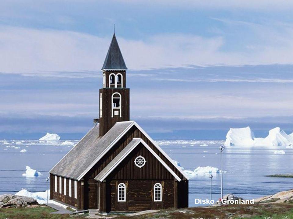 Disko - Grönland