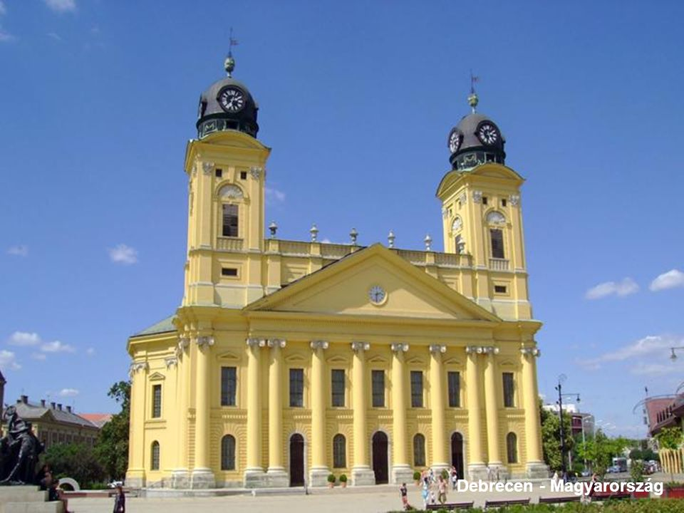 Debrecen - Magyarország