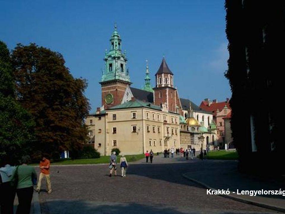 Krakkó - Lengyelország