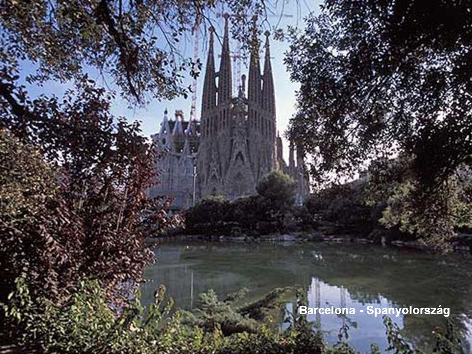 Barcelona - Spanyolország