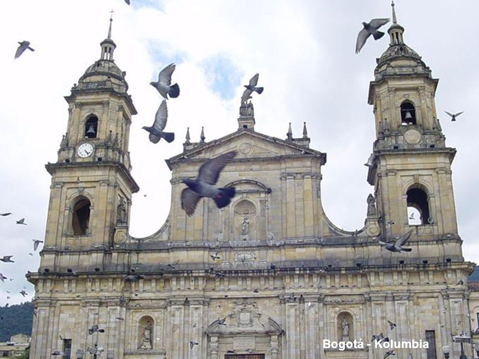 Bogotá - Kolumbia