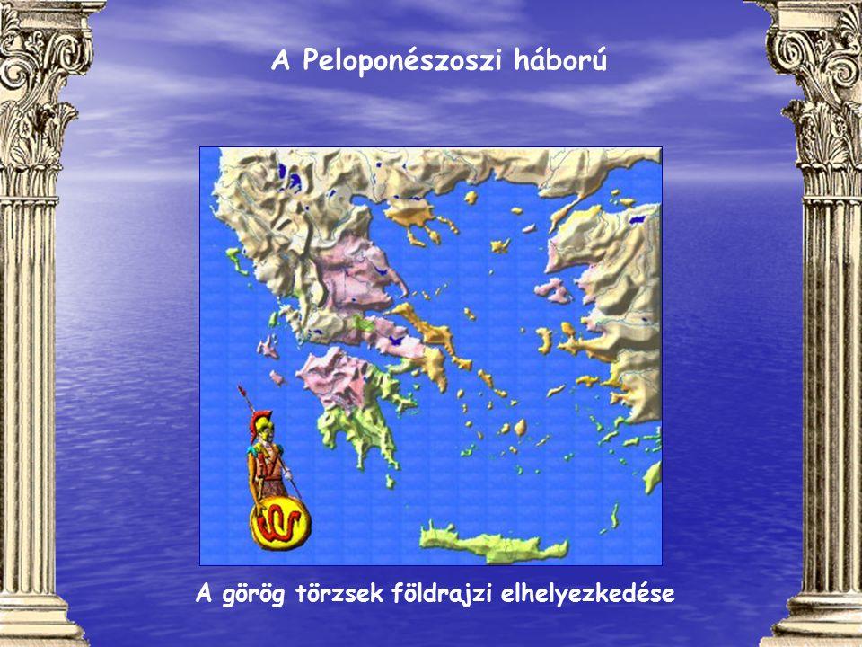 A Peloponészoszi háború