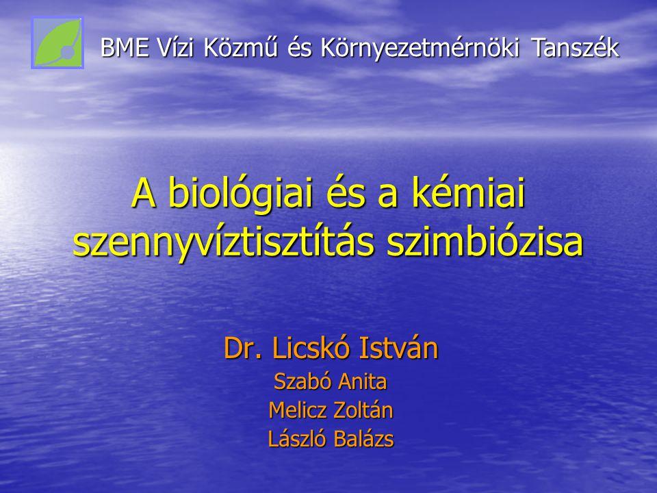 A biológiai és a kémiai szennyvíztisztítás szimbiózisa