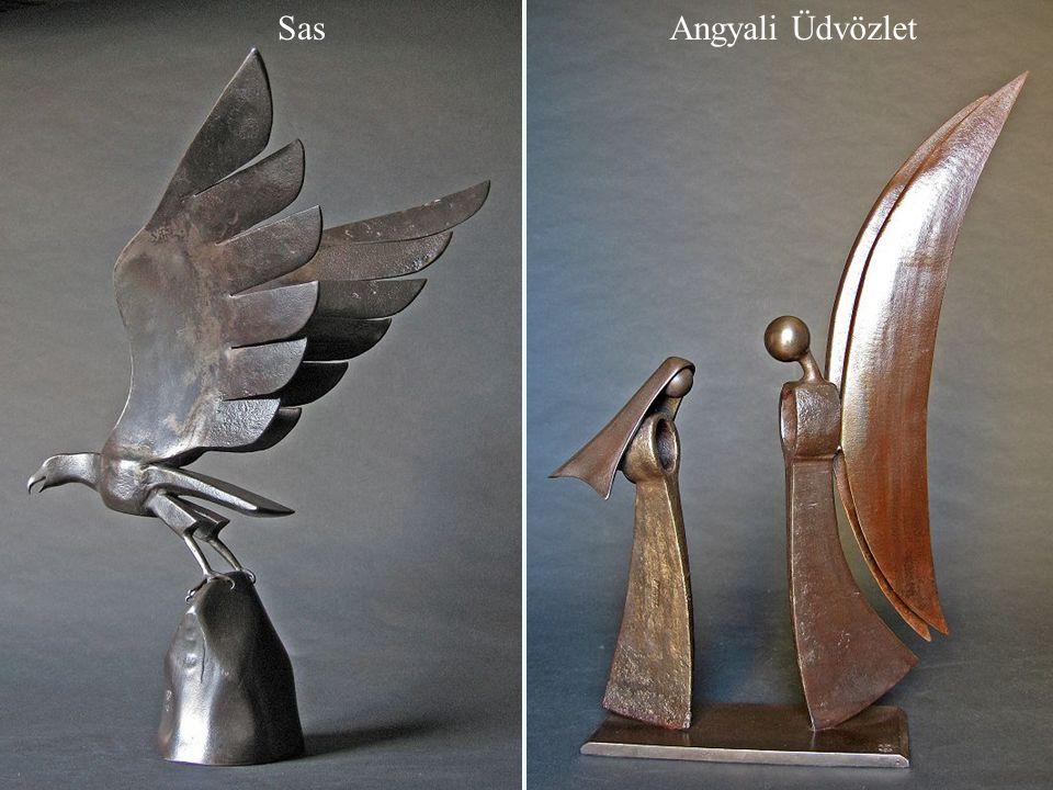 Sas Angyali Üdvözlet