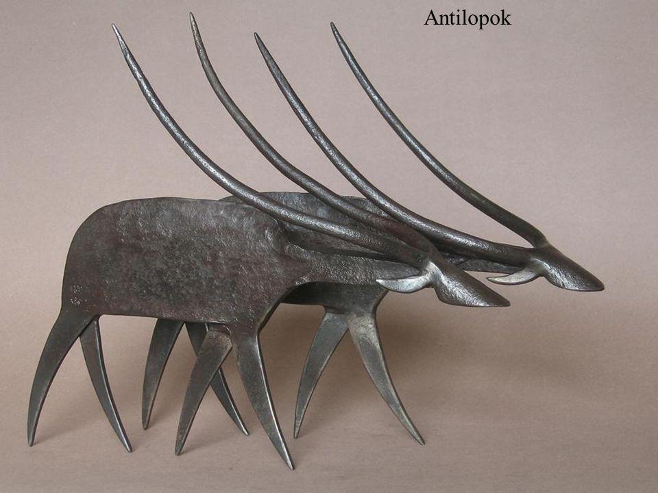 Antilopok