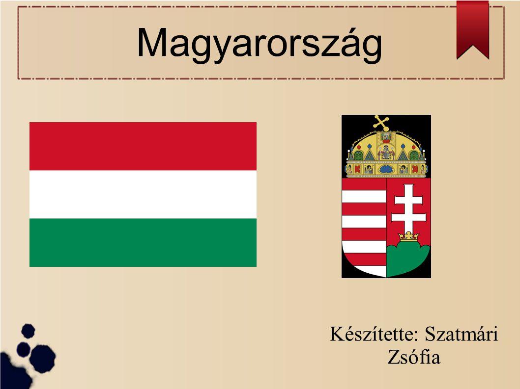 Készítette: Szatmári Zsófia