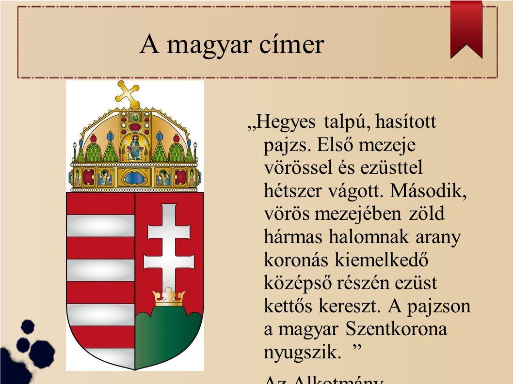 A magyar címer