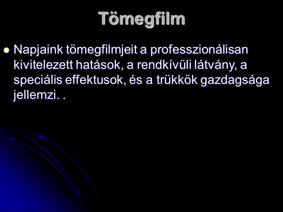 Tömegfilm