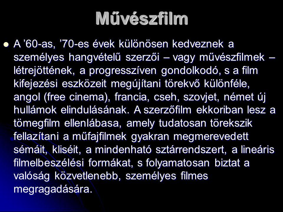 Művészfilm