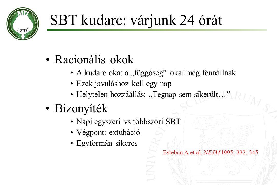SBT kudarc: várjunk 24 órát