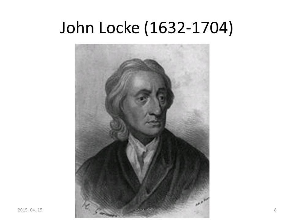 John Locke (1632-1704) http://hu.wikipedia.org/wiki/John_Locke