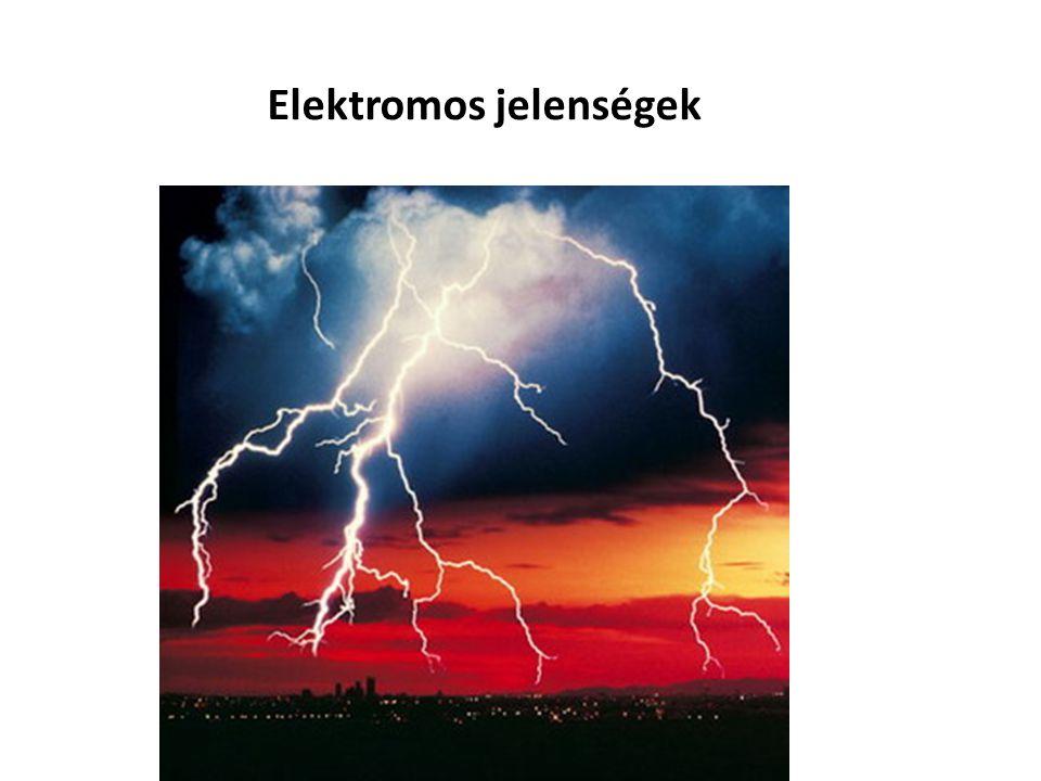 Elektromos jelenségek