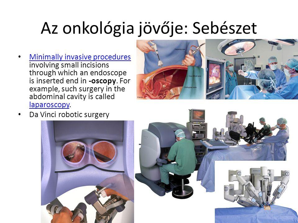 Az onkológia jövője: Sebészet