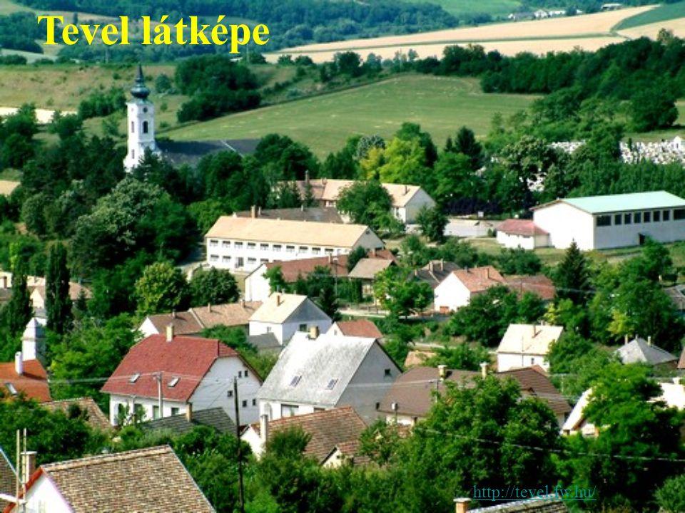 Tevel látképe http://tevel.fw.hu/