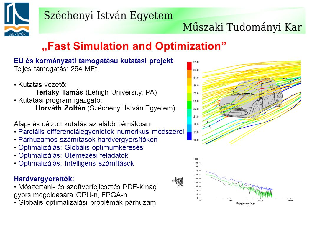 """Fast Simulation and Optimization"