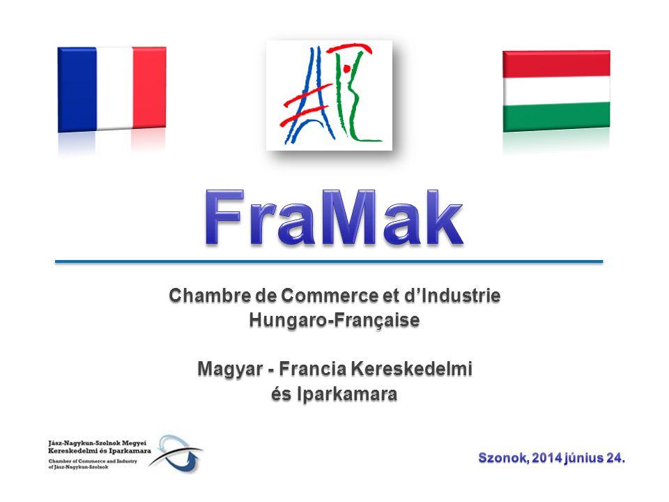 Chambre de Commerce et d'Industrie Magyar - Francia Kereskedelmi