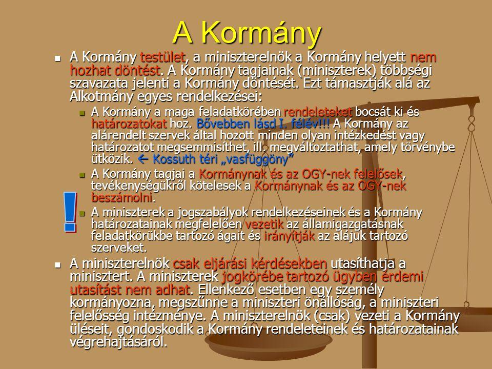 A Kormány