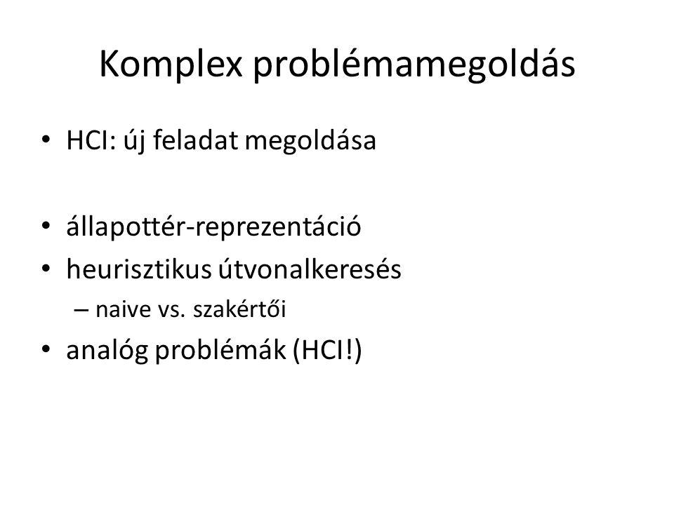 Komplex problémamegoldás
