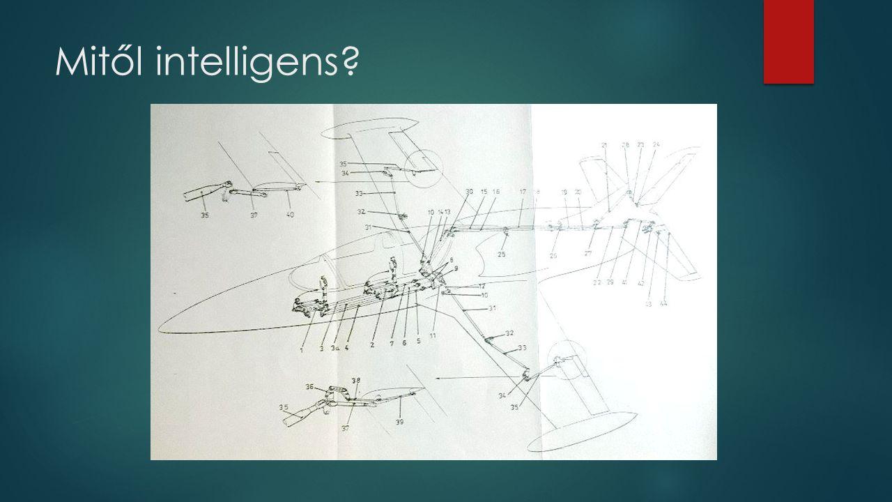 Mitől intelligens