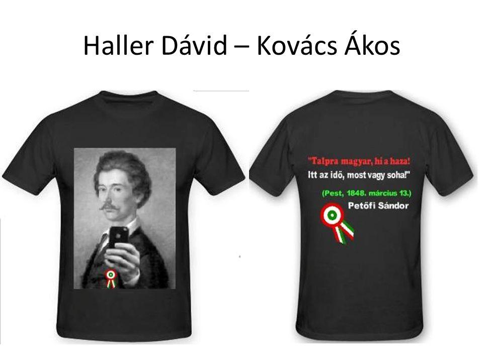 Haller Dávid – Kovács Ákos