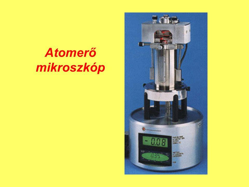 Atomerő mikroszkóp