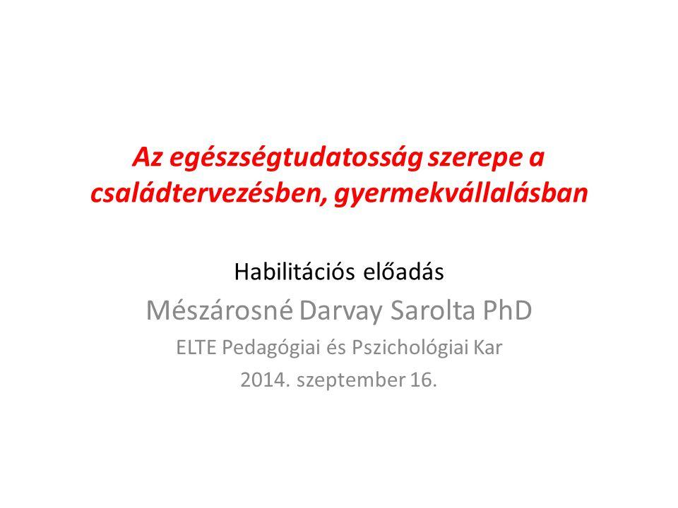 Mészárosné Darvay Sarolta PhD