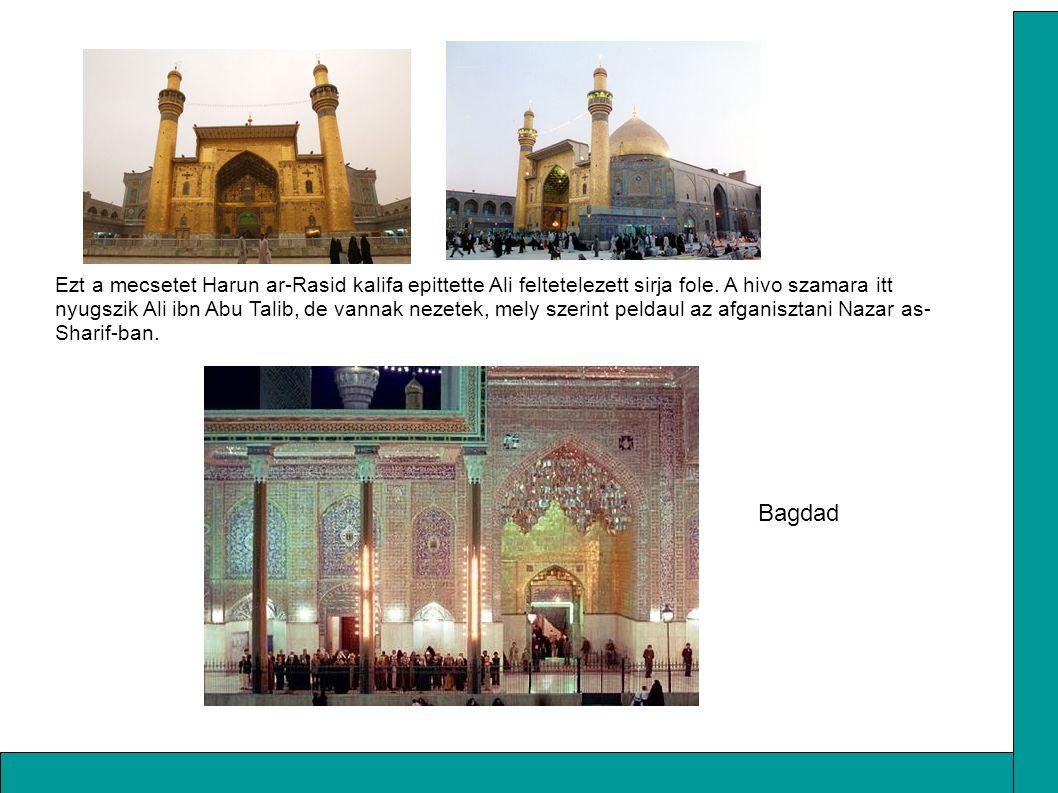 Tk. 2. (HMMT)- 356. old. : Az iszlám világ volt a középkor leginkább városiasodott (urbanizált) területe. Az arab hódítás után nemcsak az antik városok – Damaszkusz, Cordoba éledtek fel újra, hanem új alapításokra- pl. Kairó, Bagdad – is sor került. Hatalmas több százezres lakosú fővárosok is léteztek, de a jellemző a kisváros maradt. A hatalom alapja az arab világban évszázadokon át, -ellentétben Európával- a város volt. Bár autonómiát nem élveztek , ipari, kereskedelmi és kulturális szerepük megkülönböztetett jelentőségűvé tette őket.