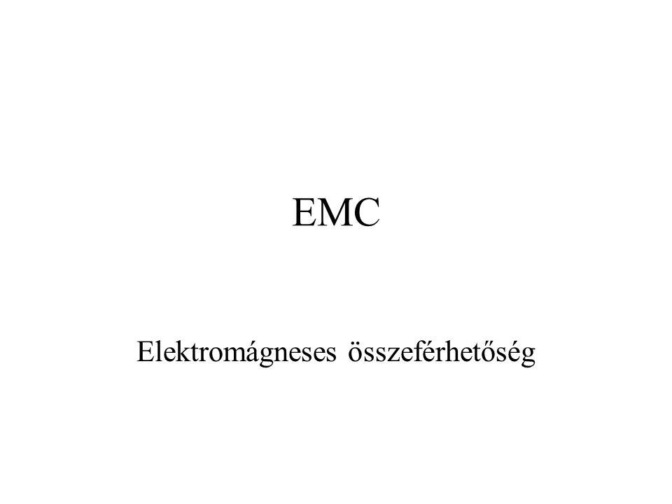 Elektromágneses összeférhetőség