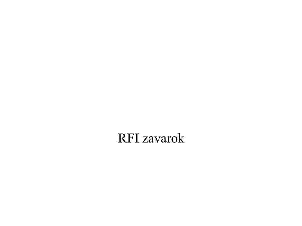 RFI zavarok