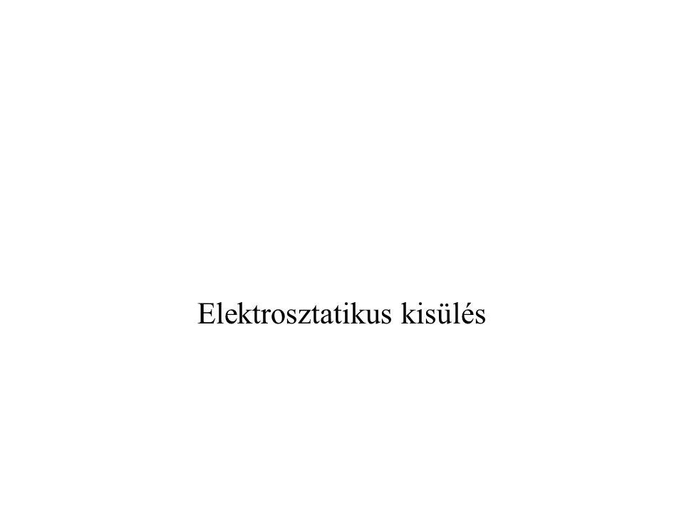 Elektrosztatikus kisülés