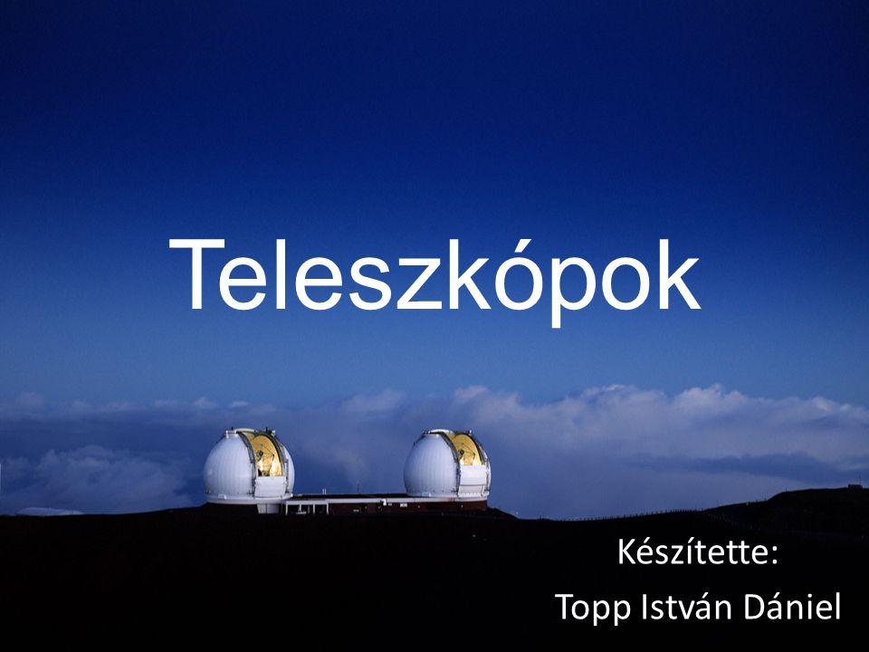 Készítette: Topp István Dániel