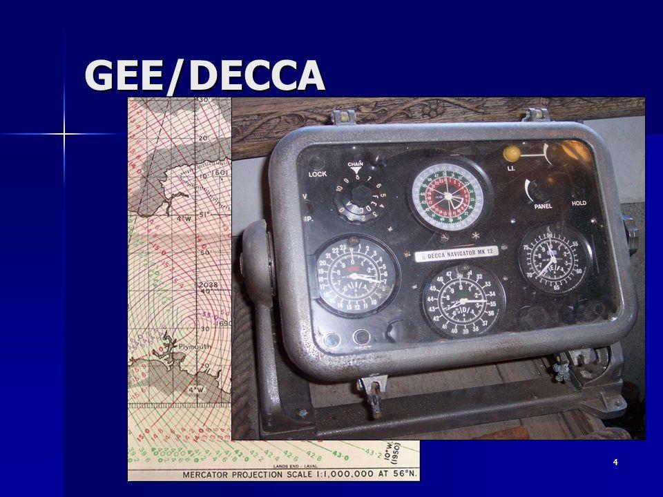GEE/DECCA 2014. 09. 18 GPS EA