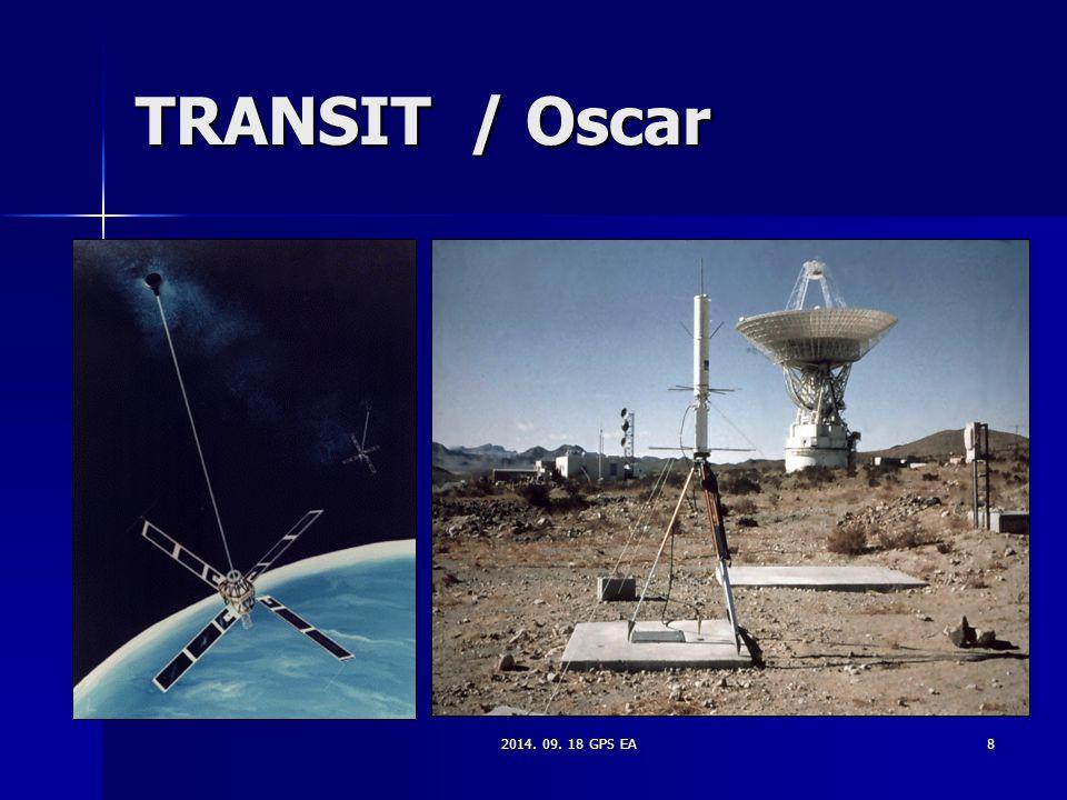 TRANSIT / Oscar 2014. 09. 18 GPS EA