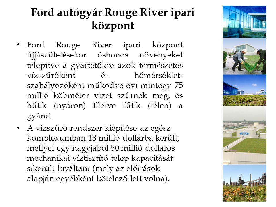 Ford autógyár Rouge River ipari központ