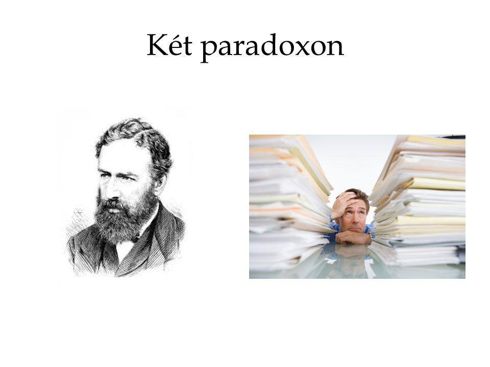 Két paradoxon