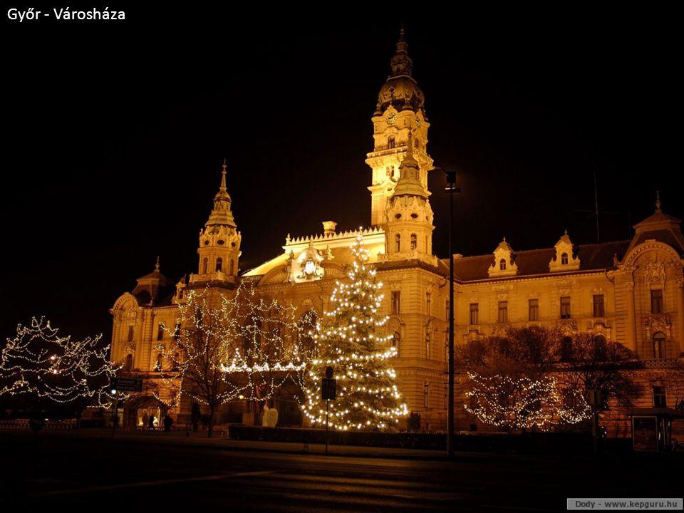 Győr - Városháza