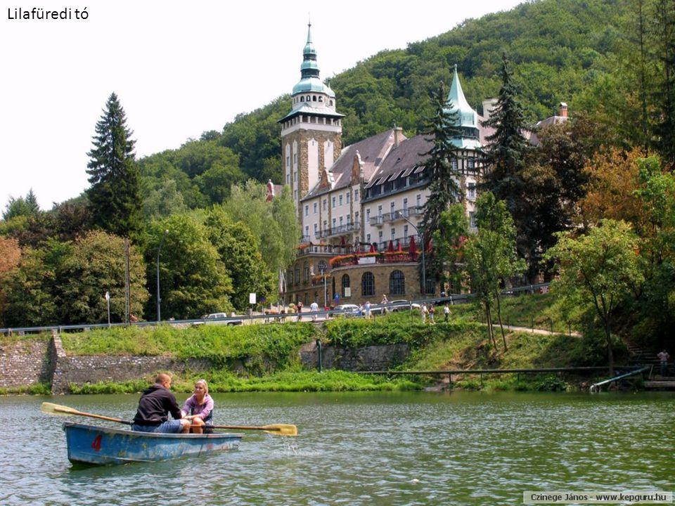 Lilafüredi tó