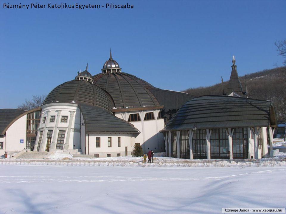 Pázmány Péter Katolikus Egyetem - Piliscsaba