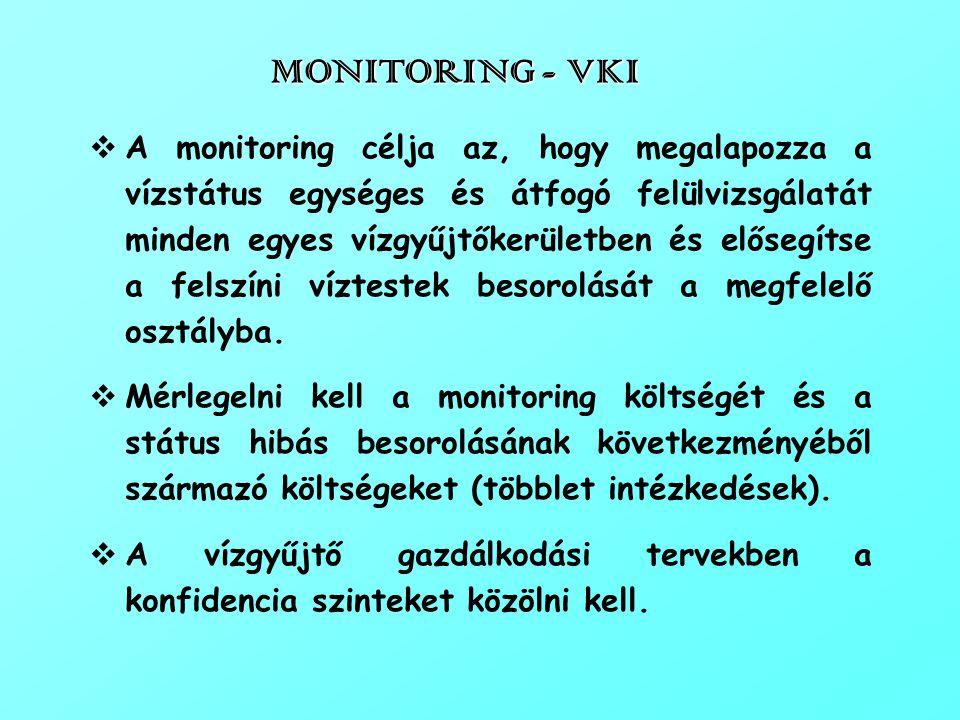 MONITORING - VKI