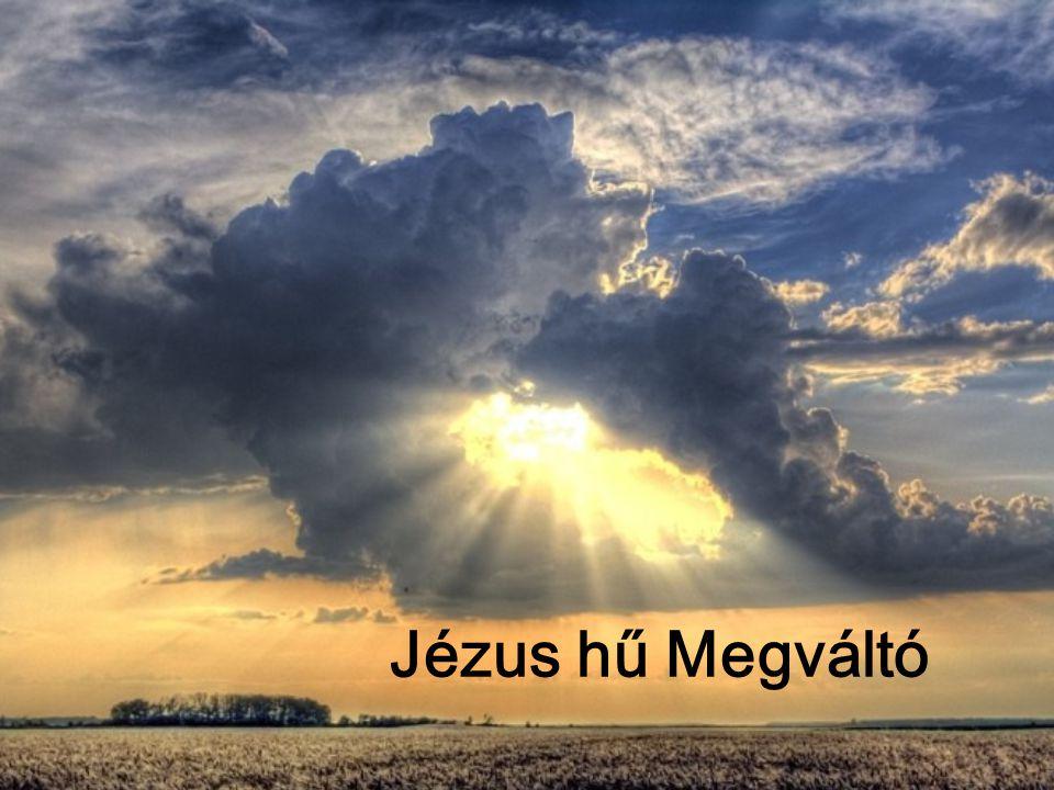 Jézus hű Megváltó