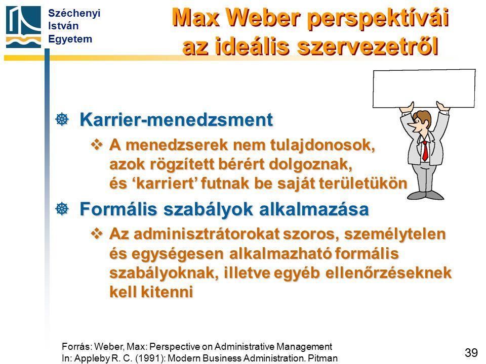 A legitim hatalom Weber-féle három típusa