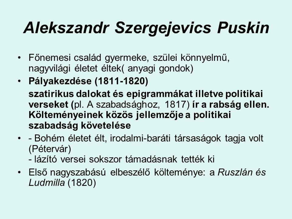 Alekszandr Szergejevics Puskin