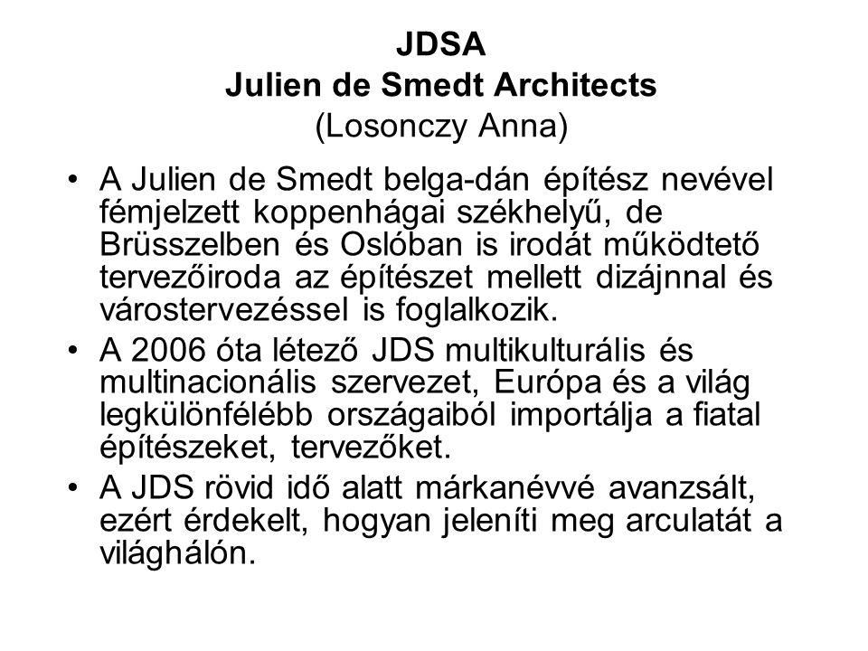 JDSA Julien de Smedt Architects (Losonczy Anna)