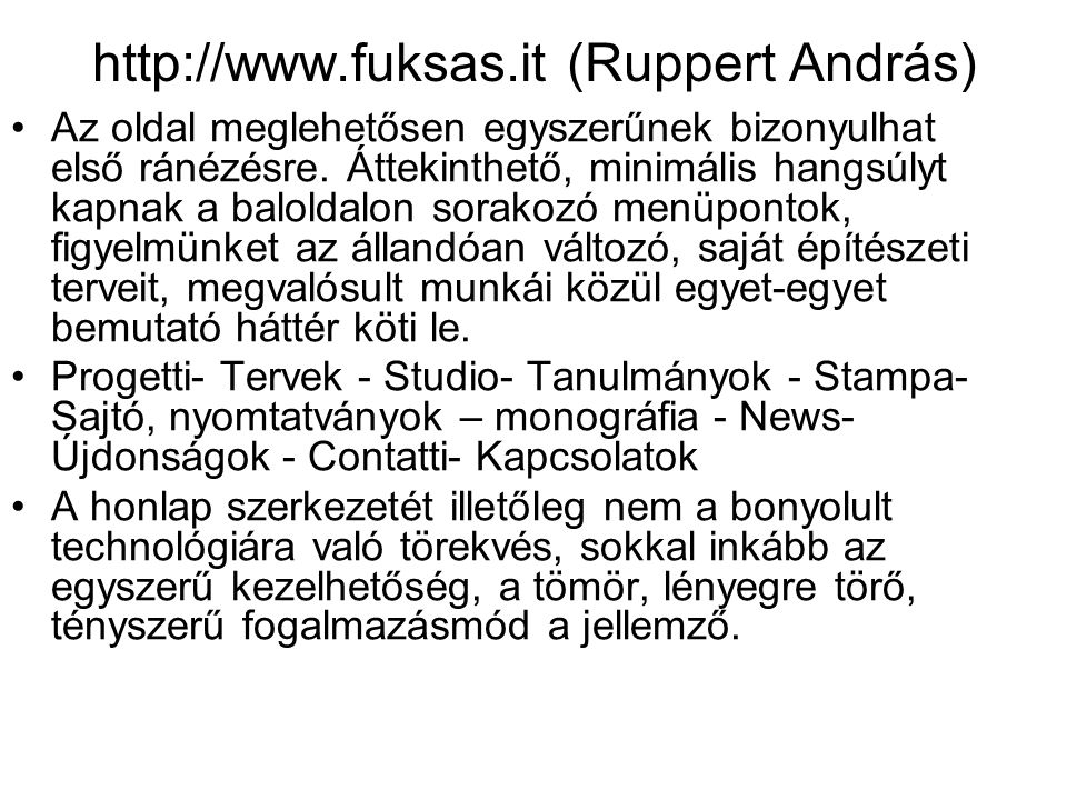 http://www.fuksas.it (Ruppert András)