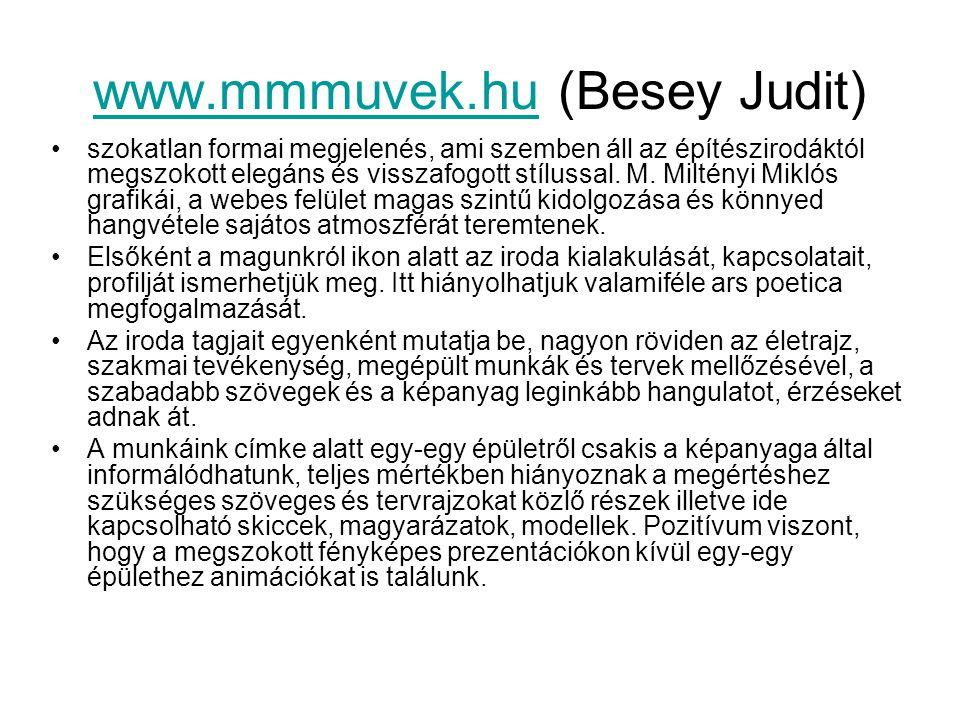 www.mmmuvek.hu (Besey Judit)