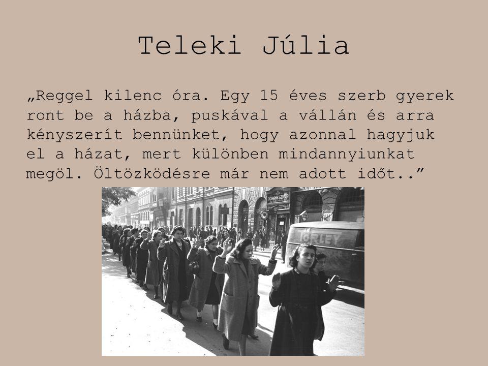 Teleki Júlia