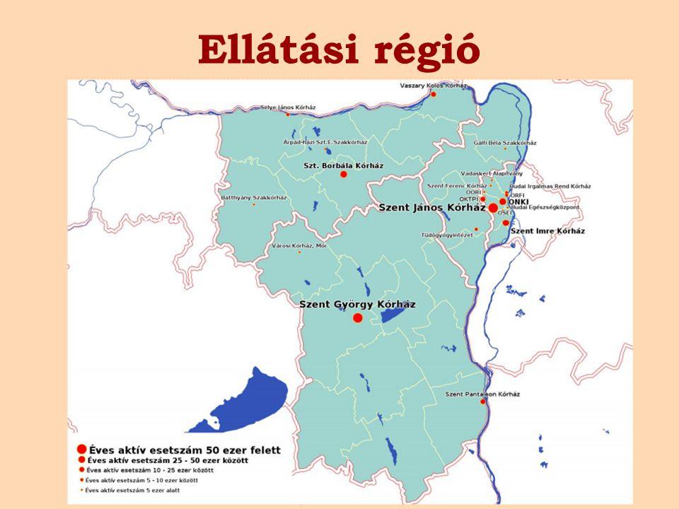 Ellátási régió