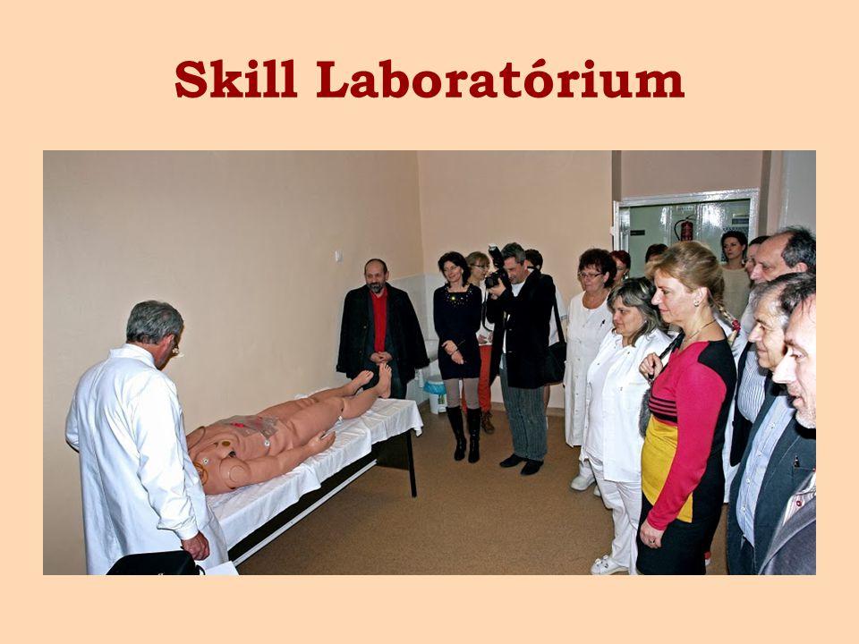 Skill Laboratórium